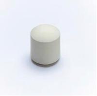 16mm (5/8'') Furniture Ferrule White - Pack of 10 - A756 (WT1677)