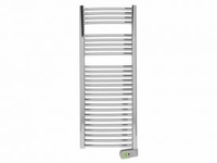 Kyros 500W Chrome Electric Towel Rail 1300mm