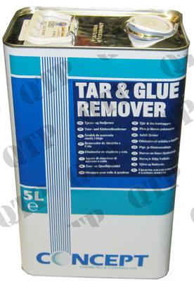 Tar & Glue Remover 5 Ltr