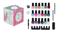 Technic Christmas Nail Care 24 Day Advent Calendar
