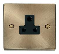 Deco Antique Brass 5A Socket