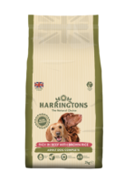Harringtons Adult Dog - Beef & Rice 2kg