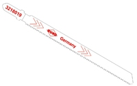 Metal Bi-Metal Jigsaw Blade 132mm x 24TPI