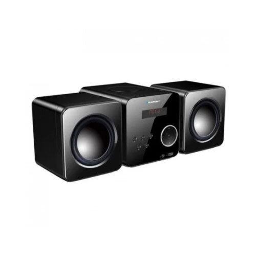 Blaupunkt Bluetooth Hi-Fi Micro System Speaker - Black