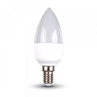 5.5w LED Candle Bulb E14 2700K