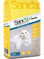 Sanicat Classic White Cat Litter 30 Litre