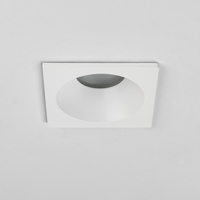Minima IP65 Square White Downlight | LV1702.0046