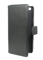 FOLIO1209 Huawei P9 Black Folio