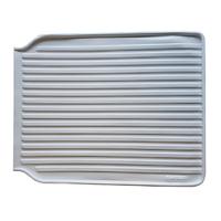 Leecroft PVC Plastic Draining Board Mat 40 x 50cm