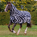 Buzz-Off Zebra Full-Neck, 85