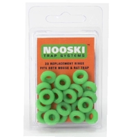 Nooski Trap Refill Rings 20pk
