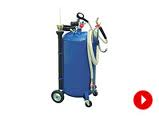 Lubeworks Oil Extractor Blue 90ltr Probes Only