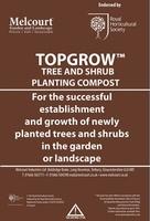 Melcourt TopGrow Compost Tree & Shrub 50lt