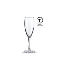 Merlot Champagne Toughened 5.25oz 15cl Carton of 48