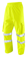 Instow Class 1 Breathable Yellow Cargo Overtrouser