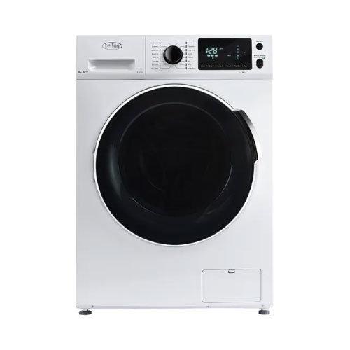 Belling 8KG 1400 Spin Freestanding Washing Machine - White