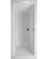 SONAS PLANE DOUBLE ENDED EXTRA DEEP BATH 1700MM X 700MM X 450MM