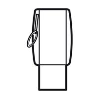 Arteor Key Fob For Switch - White  | LV0501.0804