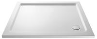 Pearlstone  1200X 900X 40mm Rectangular  Shower Tray