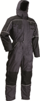 LR7033 FOX WATERPROOF COVERALL GREEN