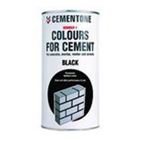 CEMENTONE NO.1 DARK BROWN DYE 1KG