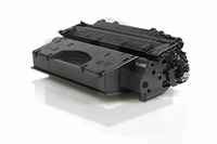 Compatible HP CE505X / Canon 719H Black 6500 Page Yield