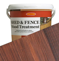 5L Protek Shed & Fence Wood Treatment Rosewood