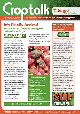 Crop Talk Spring 2009