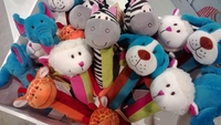 Squeakaboo. 24 pieces mixed styles. WEB