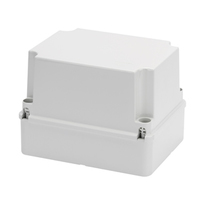 Gewiss Plain IP56 PVC Enclosure 380x300x180
