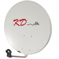 KD 60cm Solid Satellite Dish x 5pck