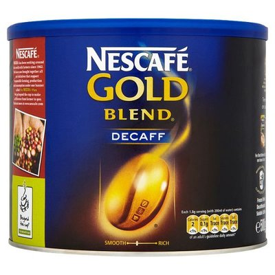 Nescafé Original Decaff Granules