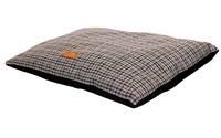 Ralph & Co Cushion Bed - Henley Grey Tweed Large x 1