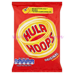 Hula Hoops Original x48 RED