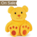 Washcloth Puppet - Bear
