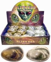 Alien Eggs. (Sold in displays of 12, min order 1 display)