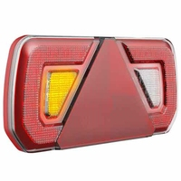 LED Combination Tail Lamp | Left
