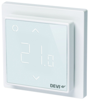 DEVIREG SMART PROGRAMMABLE THERMOSTAT (POLAR WHITE)