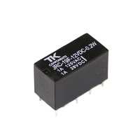 TKR12V-1A-8P | RELAY 12VOLTS - 1 AMP  - 8 PINS