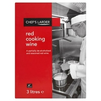 Red Cooking Wine 3ltr