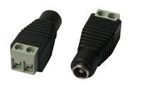 10 x Female DC Plugs