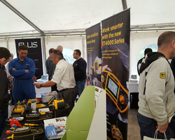 Demesne Dungannon Trade Event May 2016, some of the exhibitors included Schneider, Lapp Cables, Telehaase, Fibox, Klauke, ILME and Ellis.