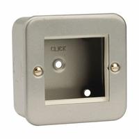 Click CL311 1G Twin Aperture New Media Metalclad