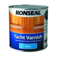 Ronseal Yacht Varnish 1L Satin