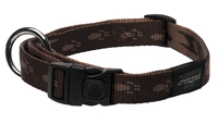 Rogz Alpinist Brown Large (K2) Side Release Adjustable Collar 13
