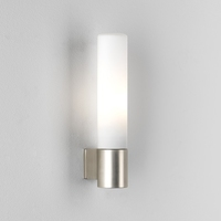 BARI MATT NICKEL WALL LIGHT IP44