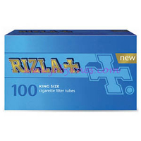 Rizla Filter TUBES 100's NEW x5