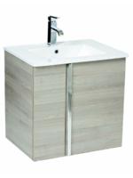 Sonas Avila Sandy Gray 60Cm Vanity Unit And Toledo Basin With Loftus Basin Mixer  - *Special Offer