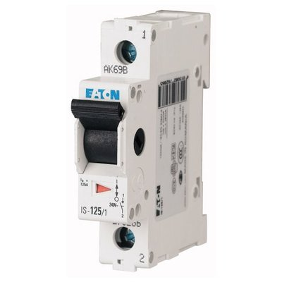 Switch 1 Pole Isolator