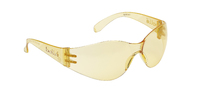 Bolle Bandido Yellow Anti-scratch, Anti-fog glasses